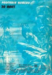 Verso de Kalar -129- Les singes sacrés