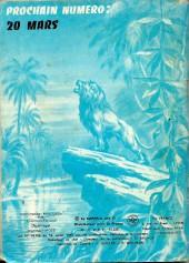 Verso de Kalar -159- Le diable de la montagne bleue