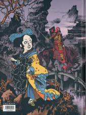 Verso de Les contes du 7ème souffle -2- Shiro Yuki