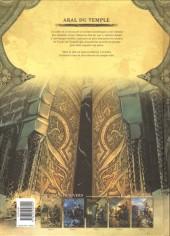 Verso de Nains -3- Aral du temple