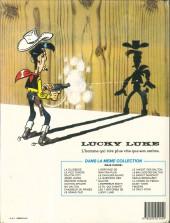 Verso de Lucky Luke -46a85- Le fil qui chante