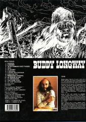 Verso de Buddy Longway -2c0- L'ennemi