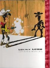 Verso de Lucky Luke -70TL- La légende de l'Ouest