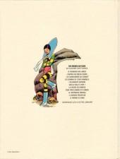 Verso de Le vagabond des Limbes -11- Le masque de Kohm