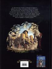 Verso de Les champions d'Albion -1- Le pacte de Stonehenge