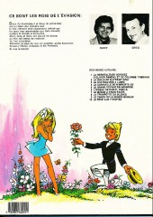 Verso de Olivier Rameau -8a1984- La trompette du silence