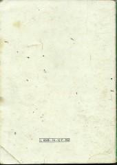 Verso de Rapaces (Impéria) -Rec74- Album relié N°74 (du n°420 au n°423)