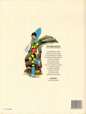 Verso de Le vagabond des Limbes -13- L'enfant-roi d'Onirodyne