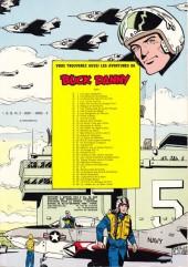 Verso de Buck Danny -23a1974- Mission vers la vallée perdue