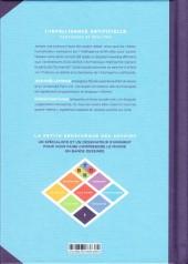 Verso de La petite Bédéthèque des Savoirs -1- L'Intelligence artificielle - Fantasmes et réalités
