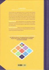 Verso de La petite Bédéthèque des Savoirs -2- L'Univers - Créativité cosmique et artistique