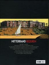 Verso de Mitterrand Requiem