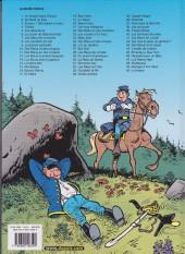 Verso de Les tuniques Bleues -2e07- Du nord au sud