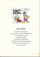 Verso de Iznogoud -7a73- Une carotte pour iznogoud