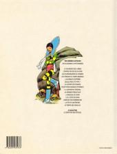Verso de Le vagabond des Limbes -15- Le temps des oracles