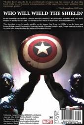 Verso de Captain America (Marvel comics - 1968) -INT11- Two Americas