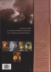 Verso de L'assassin Royal -2a- L'art