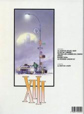 Verso de XIII -6a1990- Le dossier Jason Fly