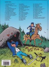 Verso de Les tuniques Bleues -21b2009- Les cinq salopards