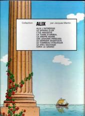 Verso de Alix -10a1972- Iorix le grand