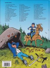 Verso de Les tuniques Bleues -22b2008- Des Bleus et des dentelles