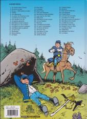 Verso de Les tuniques Bleues -24a2007- Baby blue