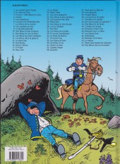 Verso de Les tuniques Bleues -25b2009- Des Bleus et des bosses