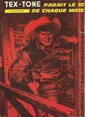 Verso de Tex-Tone -456- Pressentiment