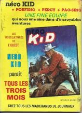 Verso de Tex-Tone -503- Le déjeuner des fourmis