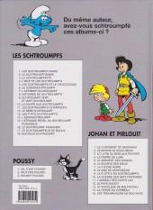 Verso de Johan et Pirlouit -7g- La flèche noire