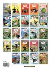 Verso de L'agent 212 -13a2005- Un flic flanche