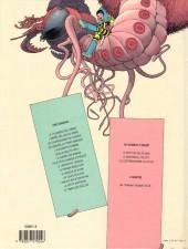 Verso de Le vagabond des Limbes -18- Les contrebandiers du futur