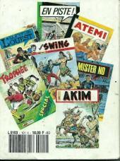 Verso de Capt'ain Swing! (1re série) -Rec101- Album N°101 (spécial 14-15-Swing 235)