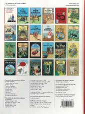 Verso de Tintin (Historique) -1d- Tintin au pays des soviets