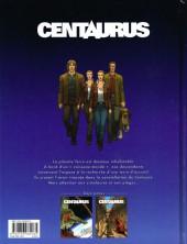 Verso de Centaurus -2- Terre étrangère