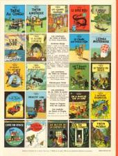 Verso de Tintin (Historique) -19C3ter- Coke en stock