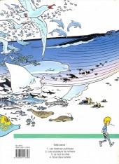 Verso de Broussaille -1a2001- Les baleines publiques