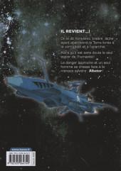 Verso de Capitaine Albator - Dimension voyage -1- Tome 1