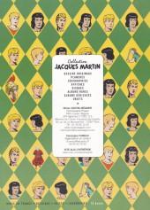 Verso de (Catalogues) Ventes aux enchères - Coutau-Bégarie - Coutau-Bégarie - Collection Jacques Martin 2 - samedi 4 juin 2005 - Paris hôtel Drouot