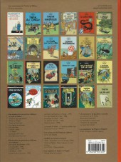 Verso de Tintin (Historique) -24D- Tintin et l'Alph-Art