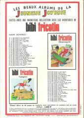Verso de Les pieds Nickelés (3e série) (1946-1988) -12c68- Les Pieds Nickelés font fortune