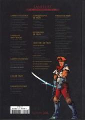 Verso de Lanfeust et les mondes de Troy - La collection (Hachette) -21- Lanfeust Odyssey - Le piège des sables