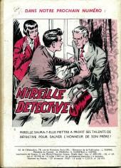 Verso de Frimousse et Frimousse-Capucine -50- L'insaisissable fantôme