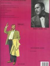 Verso de Blake en Mortimer (Uitgeverij Blake en Mortimer) -10- Het halssnoer van de koningin