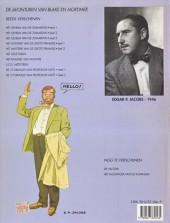 Verso de Blake en Mortimer (Uitgeverij Blake en Mortimer) -11- De 3 formules van professor Satõ (deel 1)