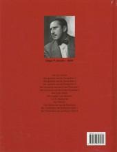 Verso de Blake en Mortimer (Uitgeverij Blake en Mortimer) -11HC- De 3 formules van professor Satõ (deel 1)