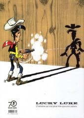 Verso de Lucky Luke -16f16- En remontant le Mississipi