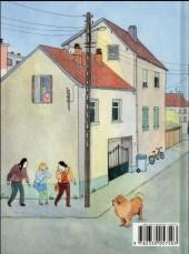 Verso de Rosalie Blum - Tome INT