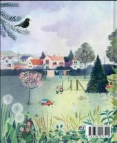 Verso de Juliette (Jourdy) - Juliette - Les fantômes reviennent au printemps