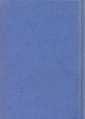 Verso de Futuropolice -14- La vengeance de Nitocris